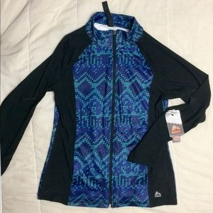 New RBX Jacket running athletic warm up